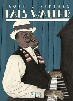 <span class='poptitle'>[BOOKS CARTOONS]</span> Fats Waller <span class='poptitle'>|</span> copertina