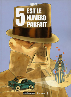 <span class='poptitle'>[INTERNATIONAL EDITIONS]</span> 5 est le numero parfait <span class='poptitle'>|</span> ed. casterman